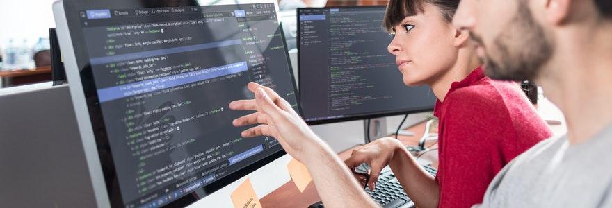 Formation de développement web